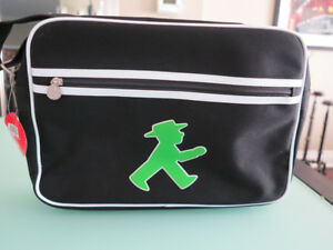 Ampelmann Retro Shoulder Bag
