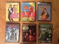 10 dvd lot - priced to sell...hulk, top gun and more