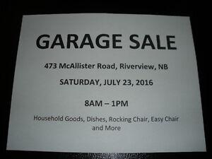 Downsizing Sale