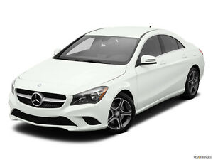 2015 Mercedes-Benz cla250 AWD Reprise de location-Lease takeover