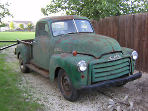 1949 GMC 3600 Canadian Model