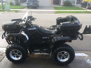 For sale or trade for snowmobile