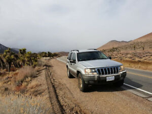 2002 Jeep Grand Cherokee Laredo for sale, needs to go quickly