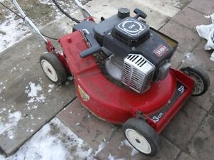 "22"" toro lawnmower self propell"