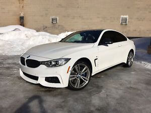 2014 BMW 435xi Coupe M performance Lease Transfer Cheapest 435!!