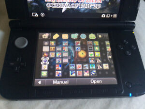 Nintendo 3ds XL with tons of games