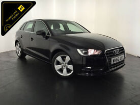 2014 AUDI A3 SPORT TDI DIESEL 1 OWNER AUDI SERVICE HISTORY FINANCE PX