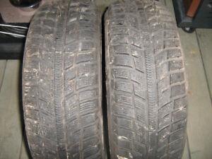 pneus hiver 185-60 r14