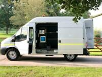 Ford Transit 2.2TDCi T350 MWB Van, Utility Van, Winton Compressor / Generator.