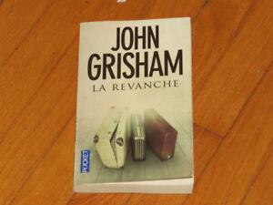 JOHN GRISHAM / LA REVANCHE / litttérature