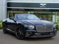 2020 Bentley Continental 4.0 V8 GTC Auto 4WD (s/s) 2dr Convertible Petrol Automa