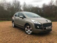 2010 Manual Peugeot 3008 Crossover NOW SOLD PLEASE ASK MAY HAVE MORE COMING SOON