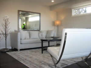 Style, Comfort, Peace and Quiet, River View, and Heated Garage!