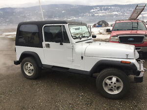 1987 Jeep Wrangler Laredo Other