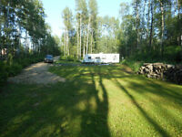Recreational / Lake lot at Thunder Lake, Barrhead County