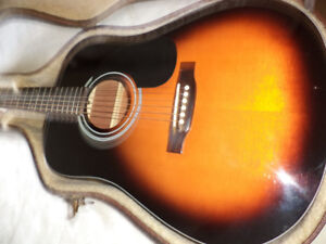 GUITAR ACOUSTIC JASMIME BY TAKAMINE