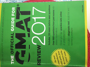 GMAT official guide 2017