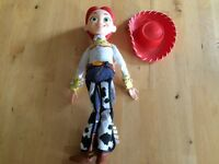 Talking Jessie from Toy Story 3