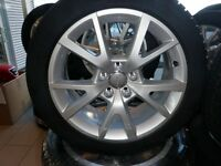 Audi A3 or A6  Winter wheel sets