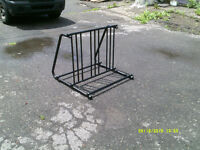 Stationnement pour vélo 6 places - Outdoor Parking Rack.