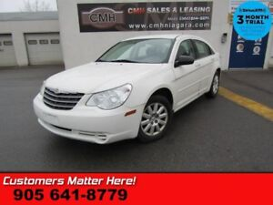 2008 Chrysler Sebring LX  AS IS (UNCERTIFIED) AS TRADED IN