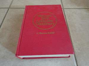 Merriam Websters New Collegiate Dictionary Hardcover
