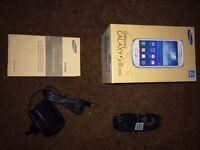 Samsung galaxy S3 mini 8 gb pebble blue