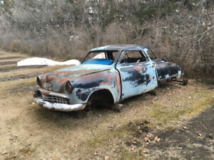 1949 studebaker starlight coupe