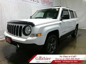 2015 Jeep Patriot High Altitude 4x4 *ONLY 3000km!   - Low Mileag