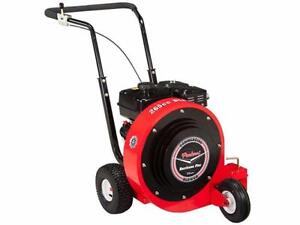 END OF SEASON SALE Gravely Hurricane Plus 9 HP 4Cycle Subaru Walk Behind Blower Leaf Parking Lot Little Wonder Billy