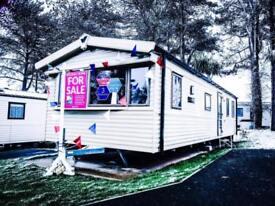 Static Caravan Brixham Devon 3 Bedrooms 8 Berth Willerby Salsa 2013 Landscove