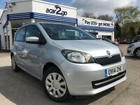 2014 Skoda CITIGO SE 12V Manual Hatchback