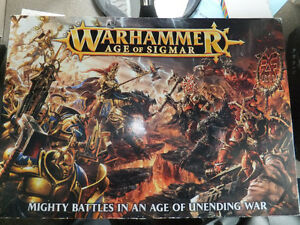 Warhammer Age Of Sigmar, unpunched