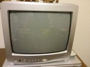 Toshiba television, 13 inch
