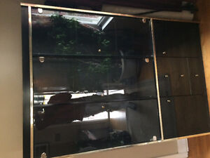 Free display cabinet