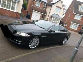 Jaguar xj x351 2011