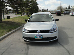 2012 Volkswagen Jetta JUST 56000 KMS