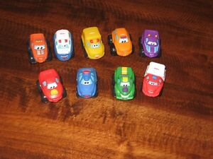 Tonka Trucks - set of 9