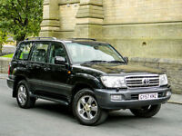 2007 57 Toyota Land Cruiser Amazon 4.2TD auto WITH FSH!+BRILLIANT EXAMPLE