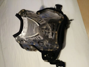 Motorcross chest protector