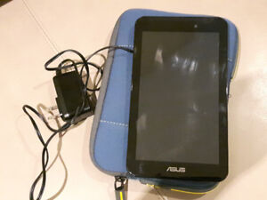 ASUS 7IN TABLET--BARELY USED