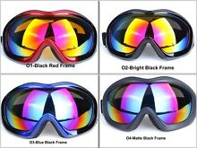 Obaolay snow goggles ski snowboard motorcycle cycling outdoor UV4 Manly Brisbane South East Preview