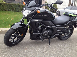 HONDA CTX 700N, SHOWROOM CONDITION