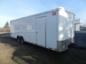 2012 Forest River 8.5'x26' Enclosed Trailer
