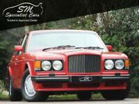 1990 G BENTLEY TURBO R 6.8 TURBO R 4D AUTO