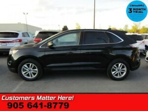 2015 Ford Edge SEL  AWD NAV LEATHER PAN-ROOF CAMERA HEATED SEATS