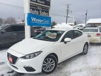 2014 Mazda 3 / SKY ACTIVE / SAVE! SAVE! SAVE! / FOR ONLY $16 995