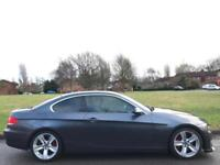 BMW 335I 3.0 TWIN TURBO (2007) 2 DOOR COUPE LOW MILEAGE AUTOMATIC