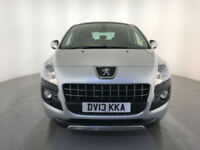 2013 PEUGEOT 3008 ALLURE HDI DIESEL PEUGEOT SERVICE HISTORY FINANCE PX WELCOME