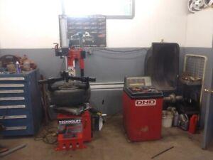 garage  morin mag allumium  13 pouce a 17 pouce